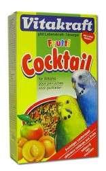 Vitakraft Fruit - Cocktail hullámos papagájnak 200g