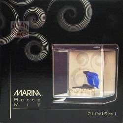 Marina Betta Kit Zen miniakvárium 14x14x15cm