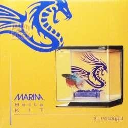 Marina Betta Kit Blue Dragon miniakvárium 14x14x15cm