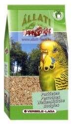 A Prestige Törpepapagájok Classic hagyományos keverék kis hullámos papagájok számára.  Összetétel: Sárga köles  Fehér köles  Sáfrányos szeklice  Fénymag  Hántolt zab  Vörös köles