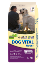 dogvital_12kg_adult_Large_Breed_Lamb&Rice