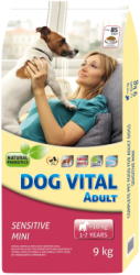 dogvital_9kg_Sensitve_Mini