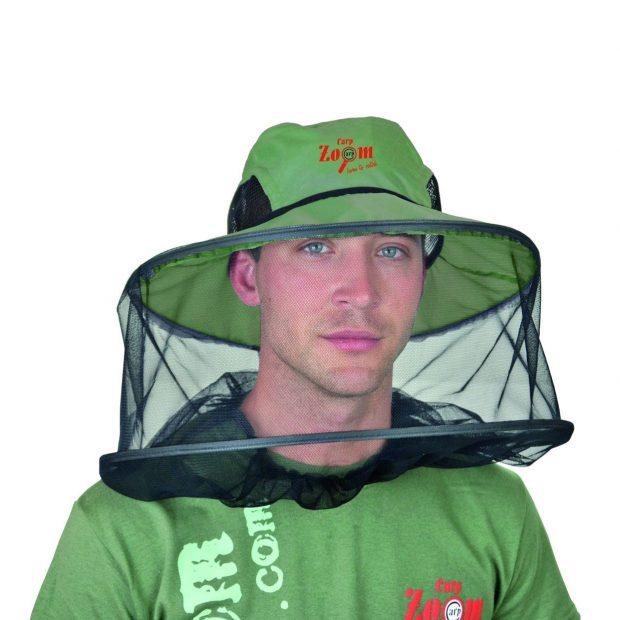 Szúnyoghálós kalap